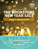 2017 Bookstore New Year Sale
