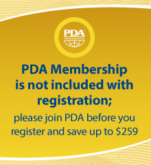 Join PDA and Save up to $249