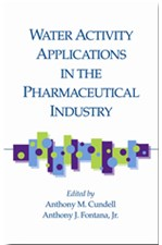 Product parenteral drug association water activity applications in the pharmaceutical industry hardcover fandeluxe Gallery