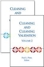 Cleaning and Cleaning Validation, Volumes 1 and 2 (single user digital version)