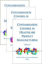 Contamination Control in Healthcare Product Manufacturing, Volumes 1, 2 & 3 (single user digital version)