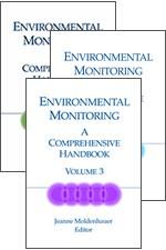 Environmental Monitoring: A Comprehensive Handbook, Volume 1, 2 and 3 (single user digital version)