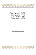 Cleaning SOPs: Five Proven and Validated SOPs (single user digital version)