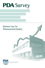 PDA Survey: Business Case for Pharmaceutical Quality (single user digital version)