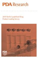 PDA Research: 2019 Sterile Lyophilized Drug Product Loading Survey (single user digital version)