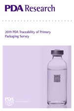 PDA Research: 2019 PDA Traceability of Primary Packaging Survey (single user digital version)