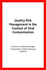 Quality Risk Management in the Context of Viral Contamination (single user digital version)